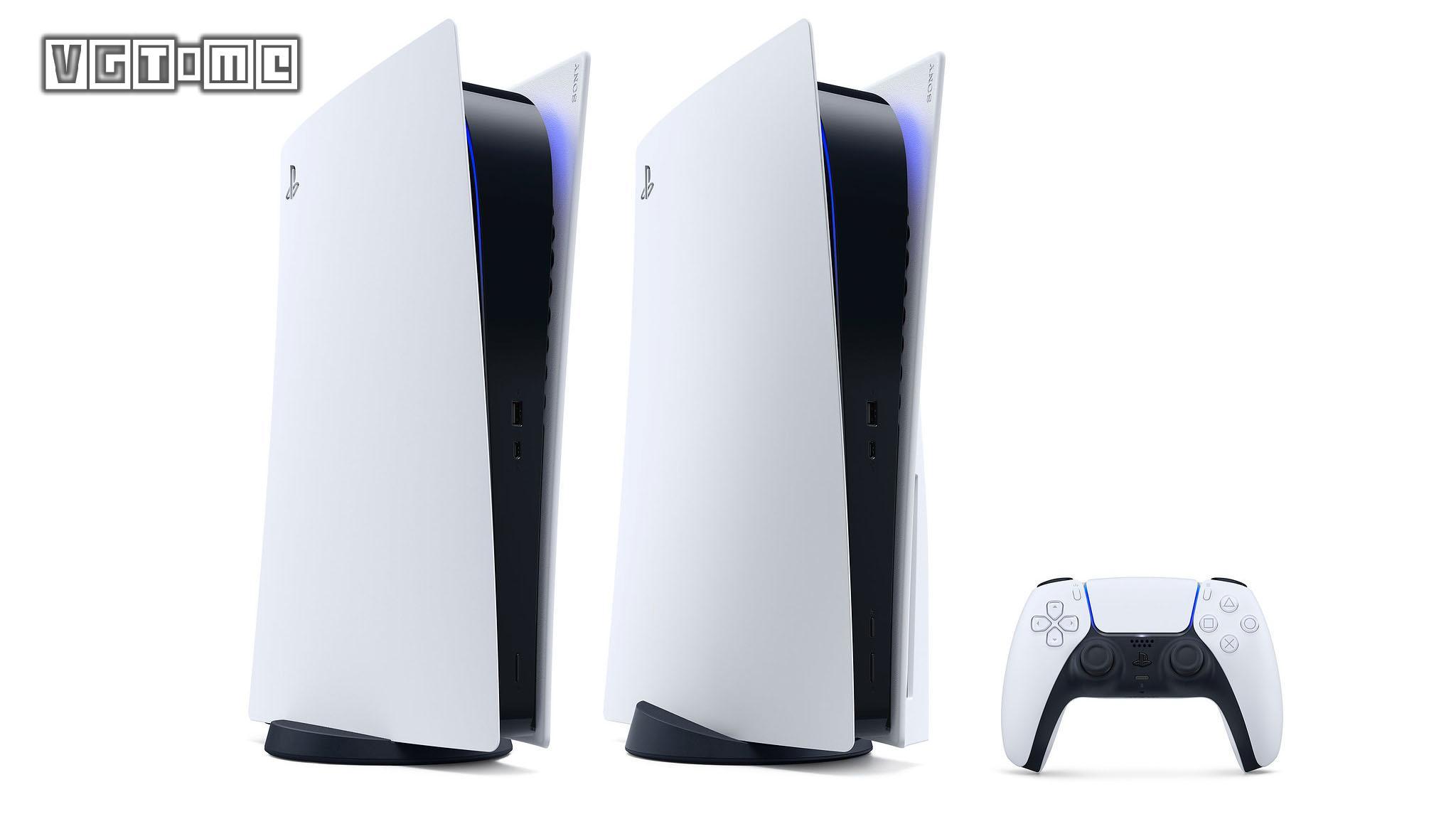 PS5成为美国首发月销量和销售额最高的主机
