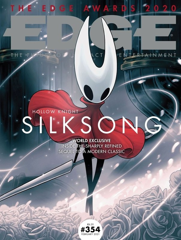 杂志预告显示《空洞骑士 丝之歌》新情报即将公开