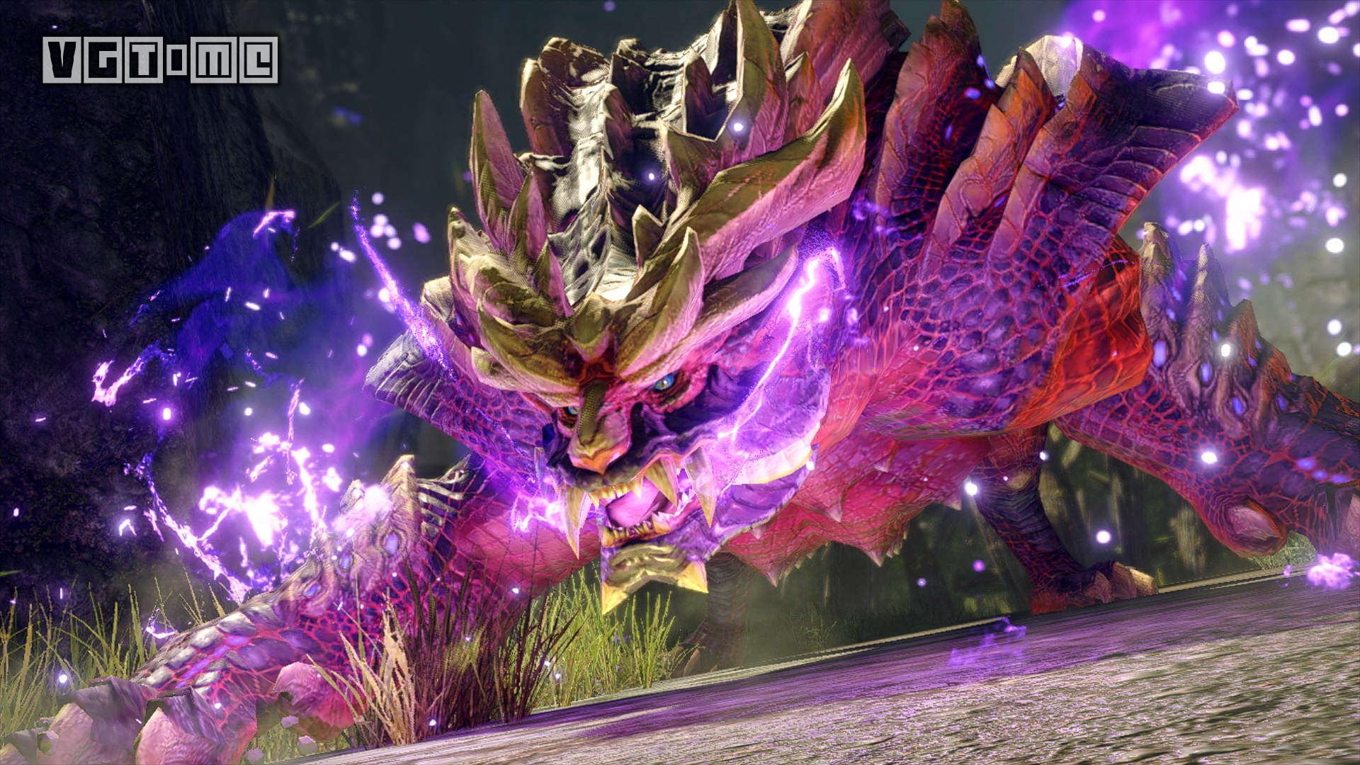 《怪物猎人 崛起》怨虎龙、冰牙龙、轰龙登场介绍