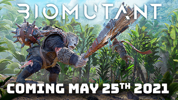 功夫奇幻RPG《生化变异》5月25日登陆PS4/XB1/PC