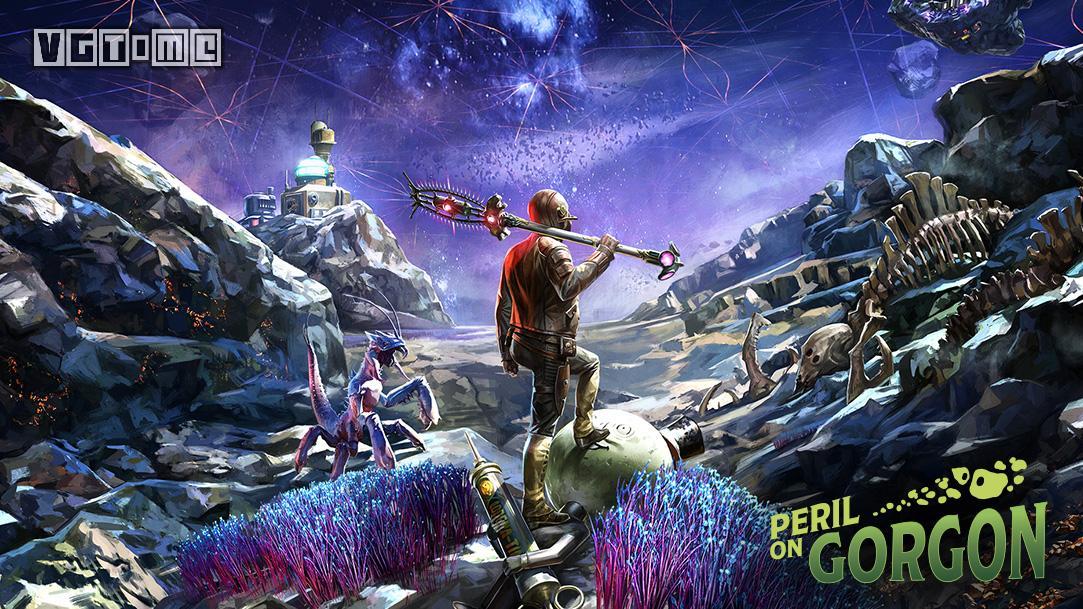 《天外世界》下一个扩展包将于4月前发售