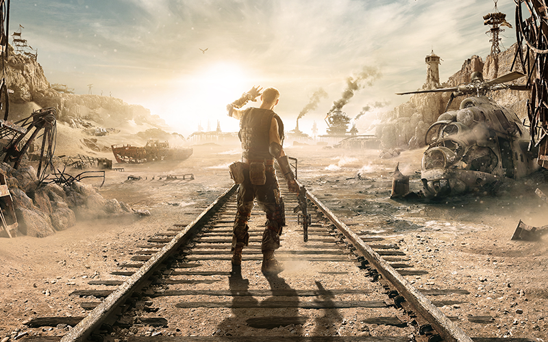 全面支持光追,《地铁 离乡》次世代版/PC加强版公布
