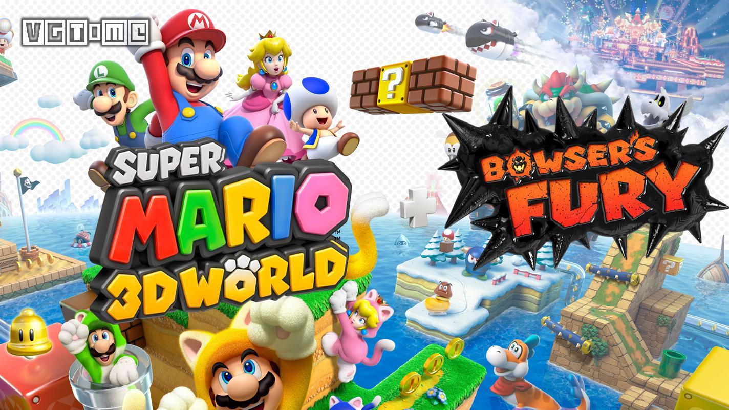 日本游戏周销量 2021.2.8~2.14《超级马力欧3D世界》登顶