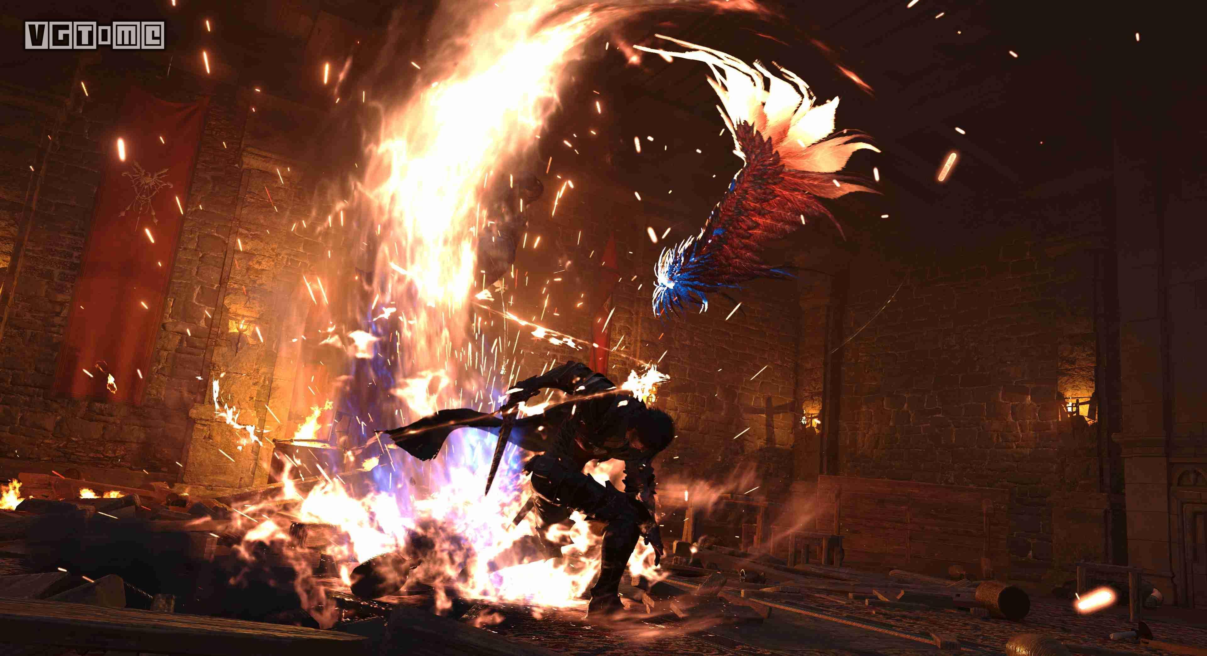 《最终幻想16》新情报:将强调动作元素