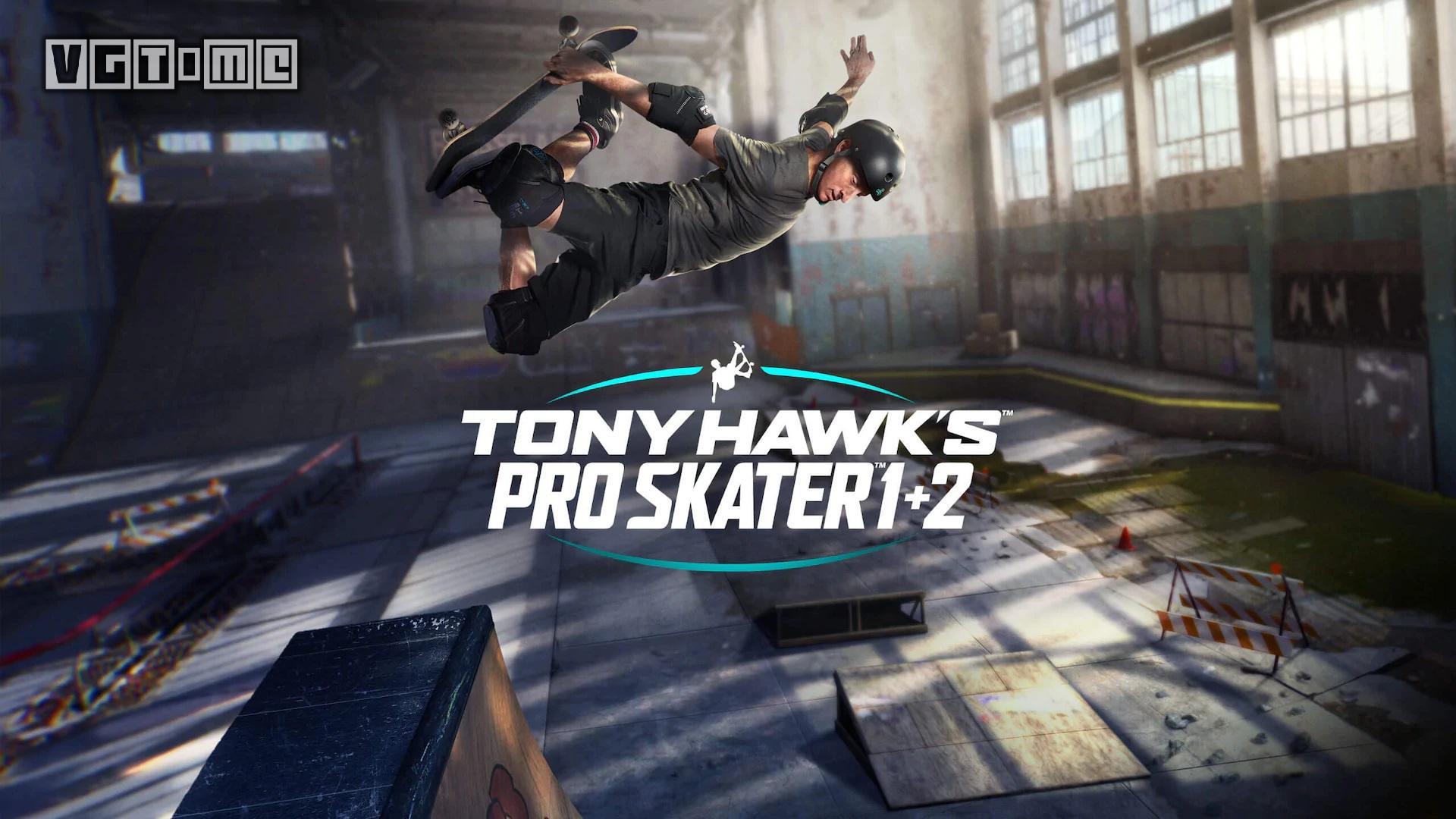 《托尼·霍克职业滑板1+2》近期或将登陆Switch