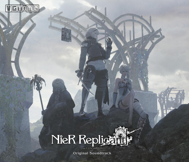 《尼尔 人工生命》《尼尔》手游原声音乐辑4月21日发售