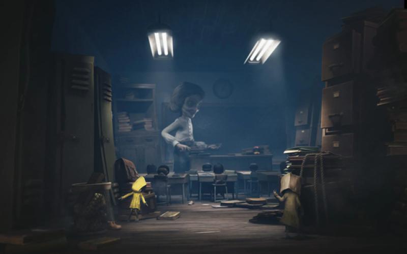 《小小梦魇2》评测:恐怖游戏不需要一惊一乍