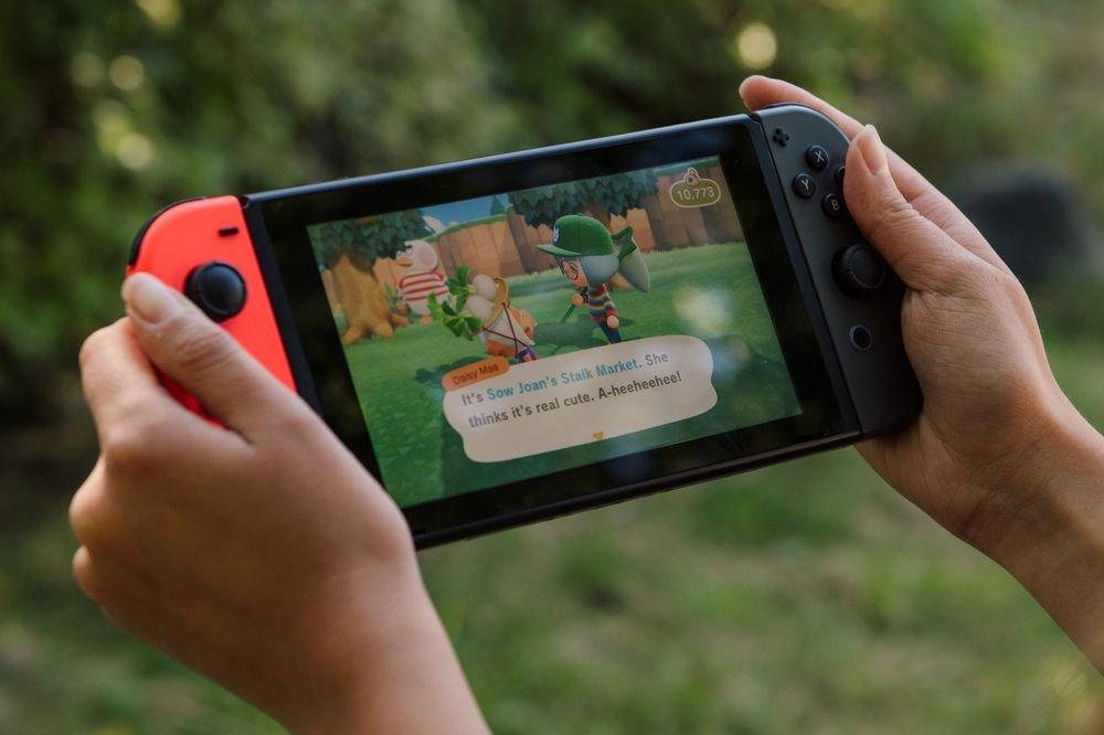 彭博社:任天堂计划靠Switch新机型和游戏新作创下销售新纪录