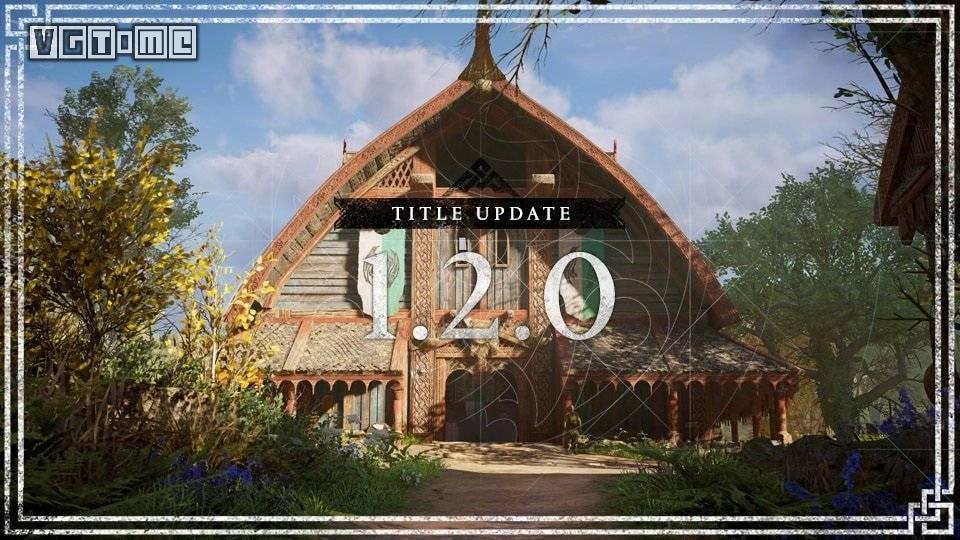 《刺客信条 英灵殿》1.2.0更新今晚上线 复活节活动即将开启