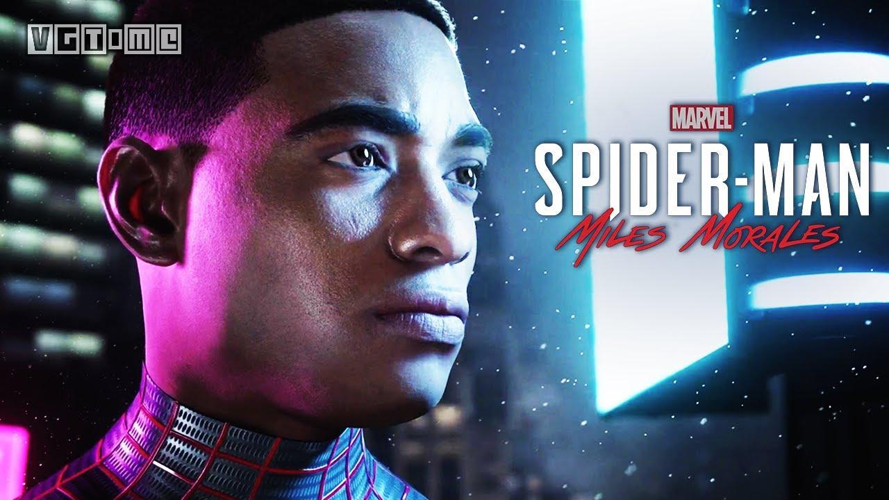 英国游戏周销量:《漫威蜘蛛侠 迈尔斯·莫拉莱斯》登顶