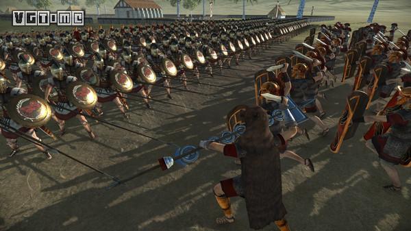 《全面战争 罗马 重制版》正式公布 4月29日发售
