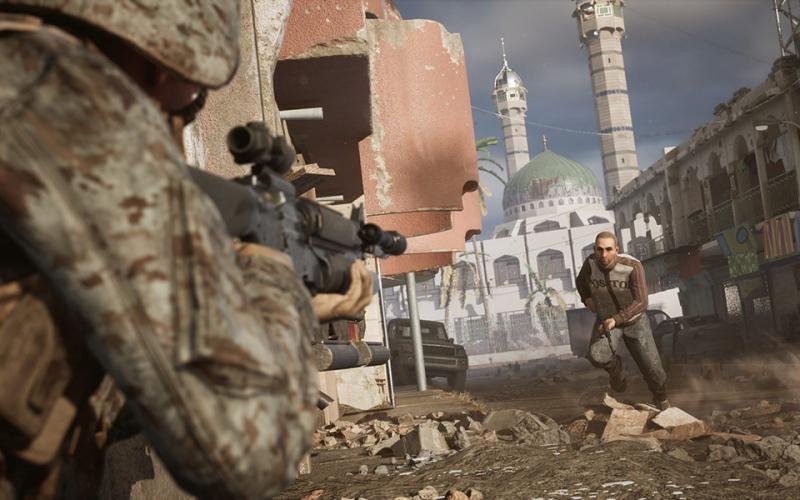 一款美化伊拉克战争的游戏,下架12年后又被喷爆了