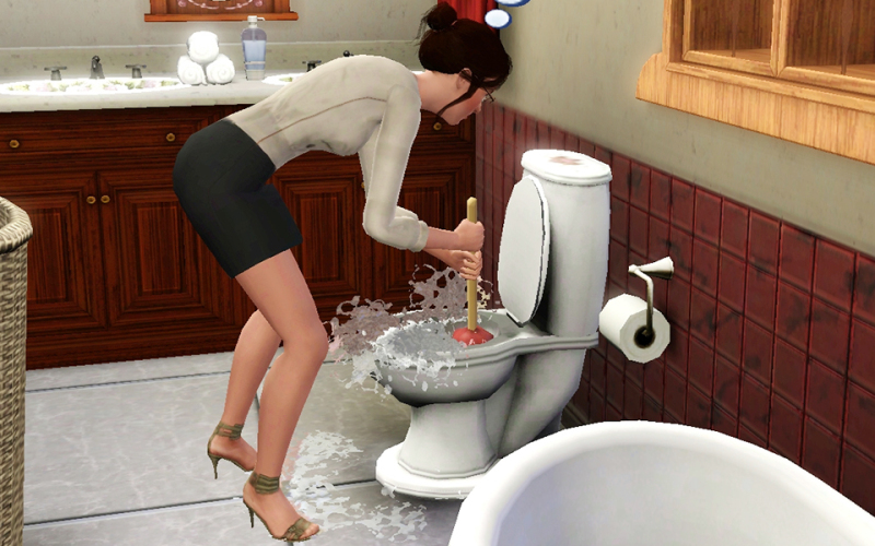 花那么大功夫在游戏里造厕所,图什么?