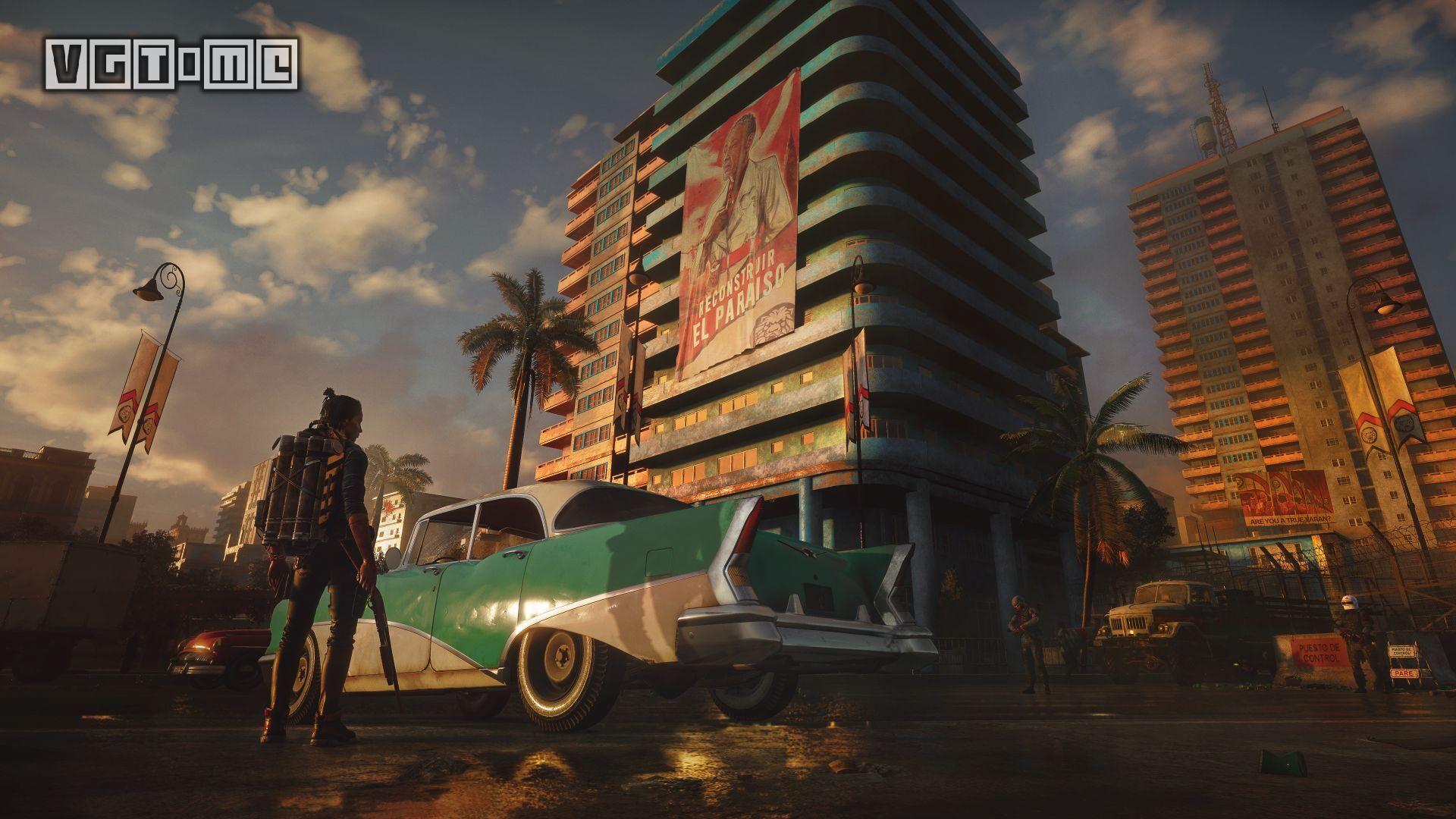 玩家在《孤岛惊魂6》中能够以「几乎任何顺序」推进剧情