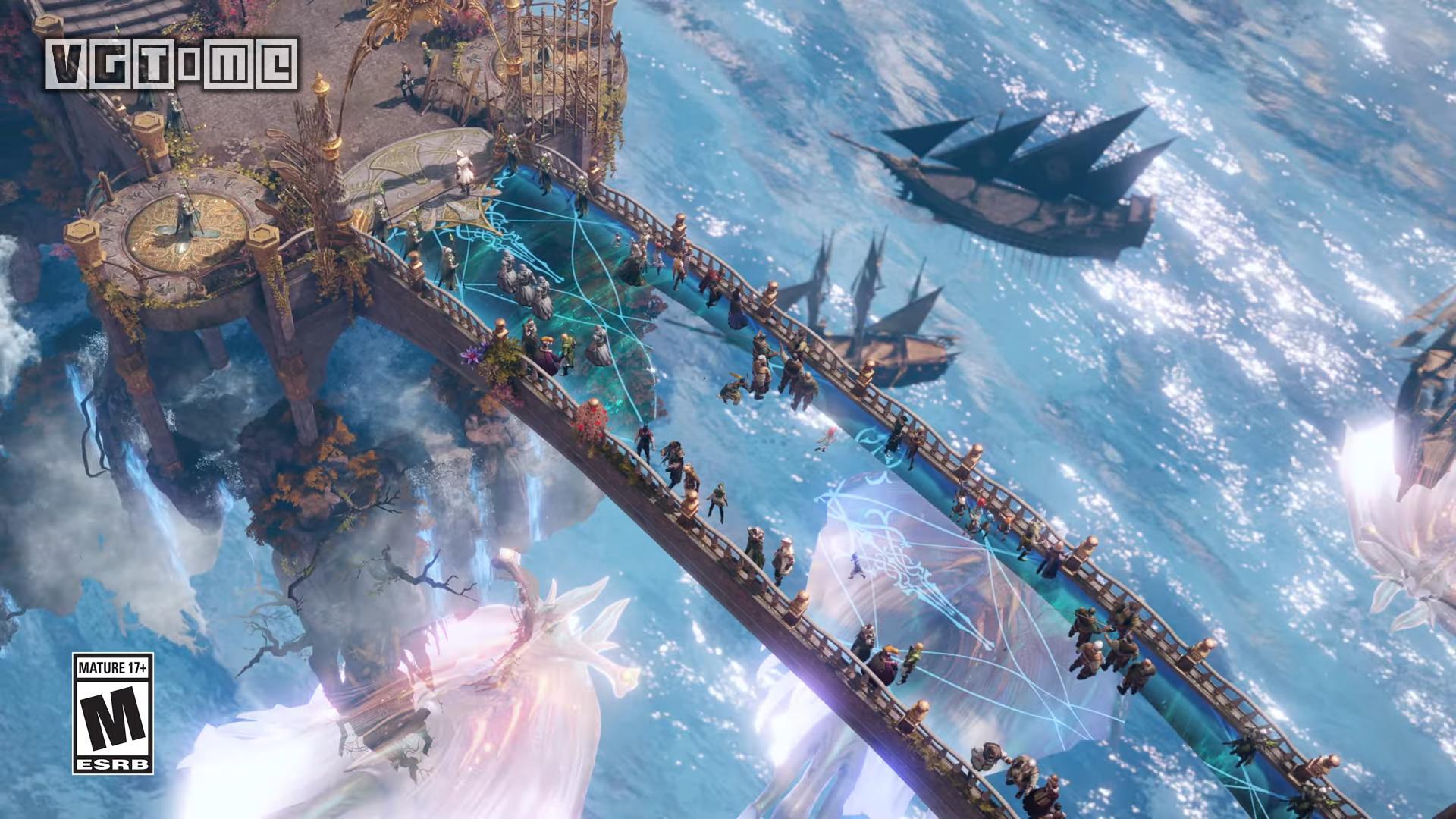 亚马逊免费网游《Lost Ark》公布 2021秋季发售