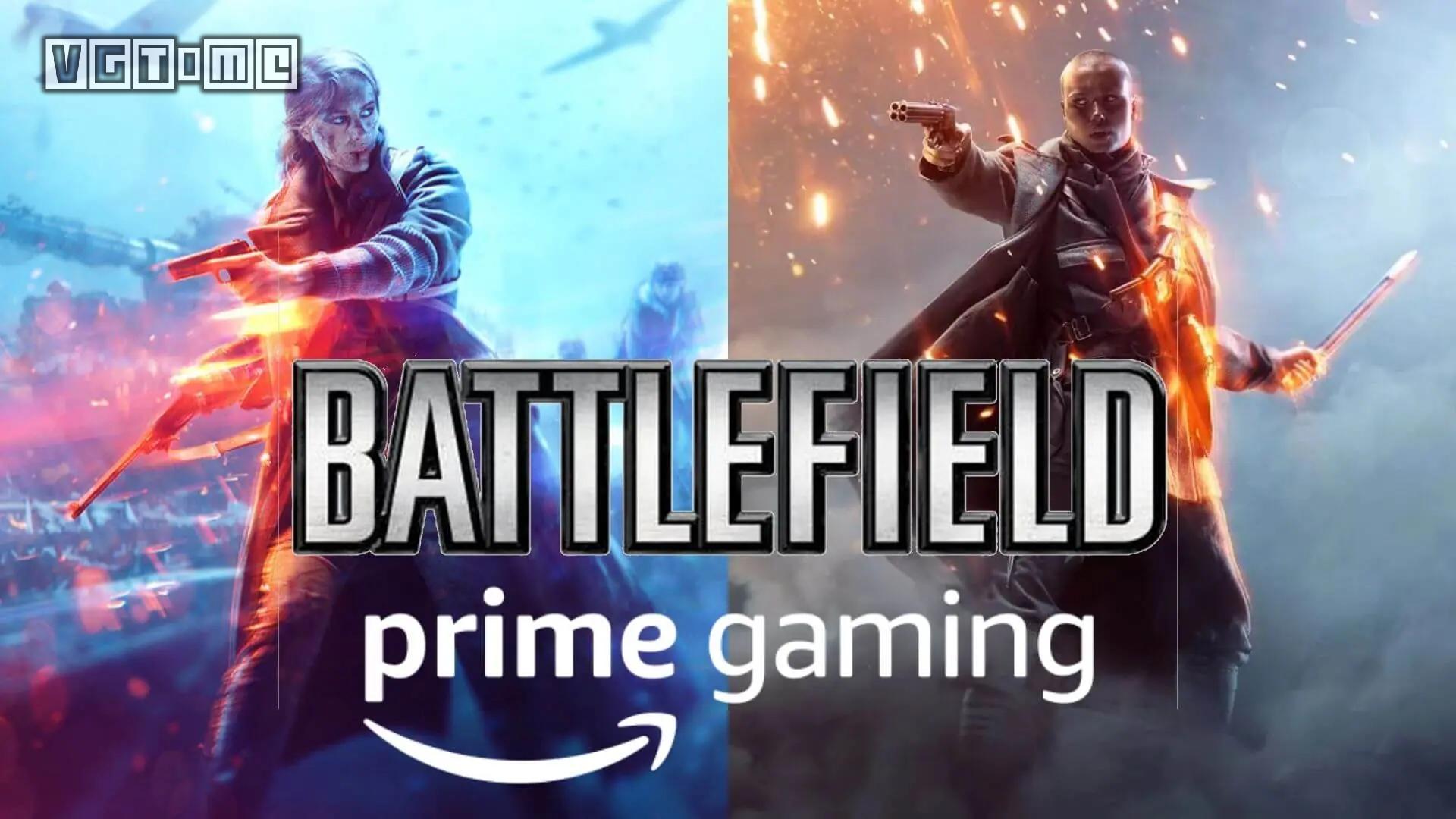 亚马逊Prime Gaming会员现可免费领取《战地1》