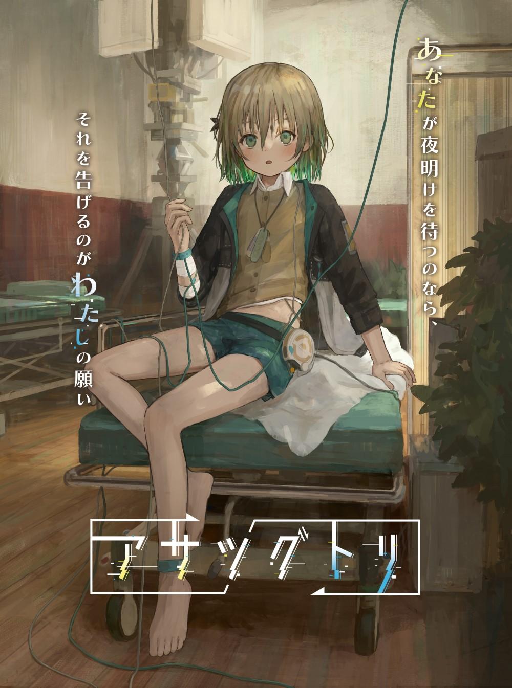 日本一新作《アサツグトリ》11月25日发售,首段预告公布