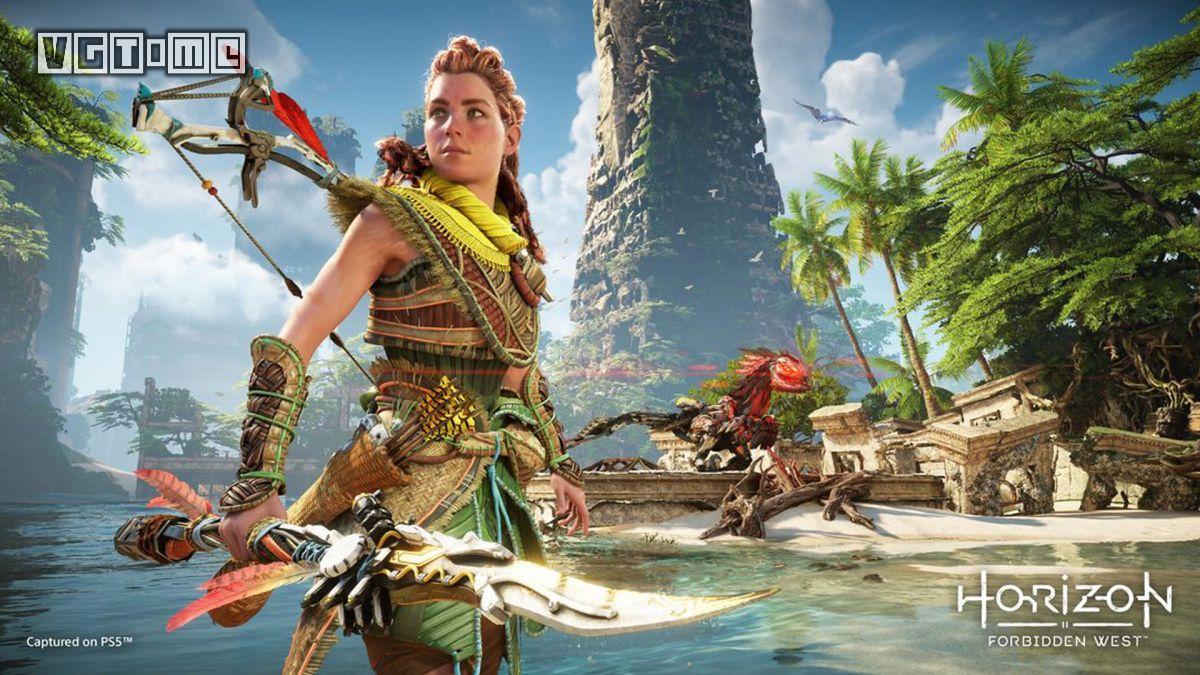 PS4版《地平线 西之绝境》可免费升级至PS5版