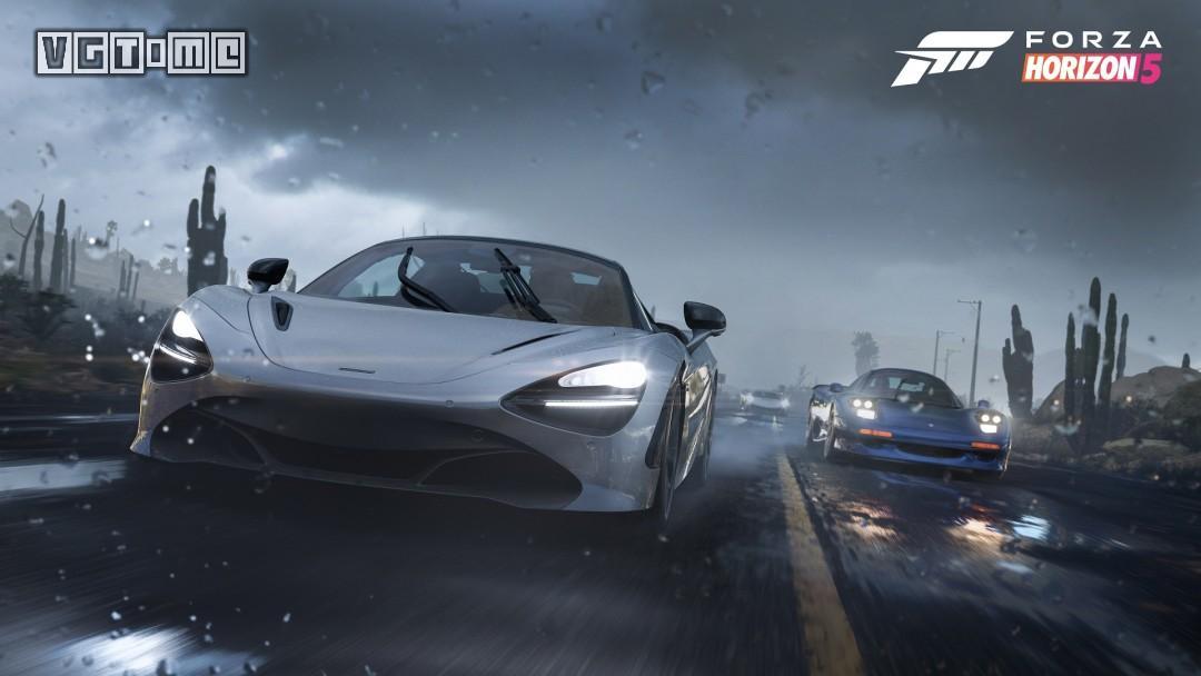 《极限竞速 地平线5》单人模式演示将于9月8日公开