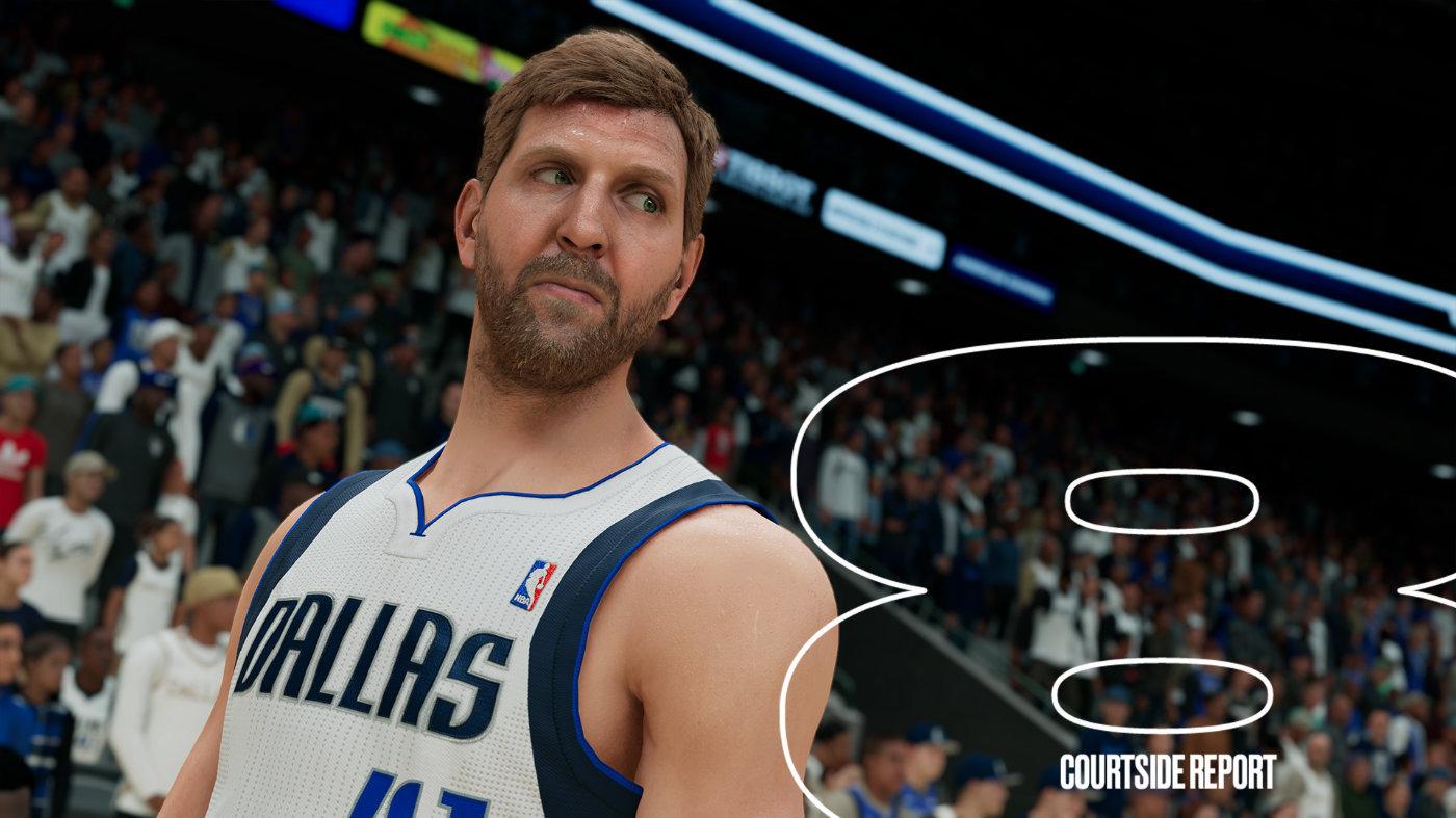 《NBA 2K22》次世代版全新「My Staff」玩法公布