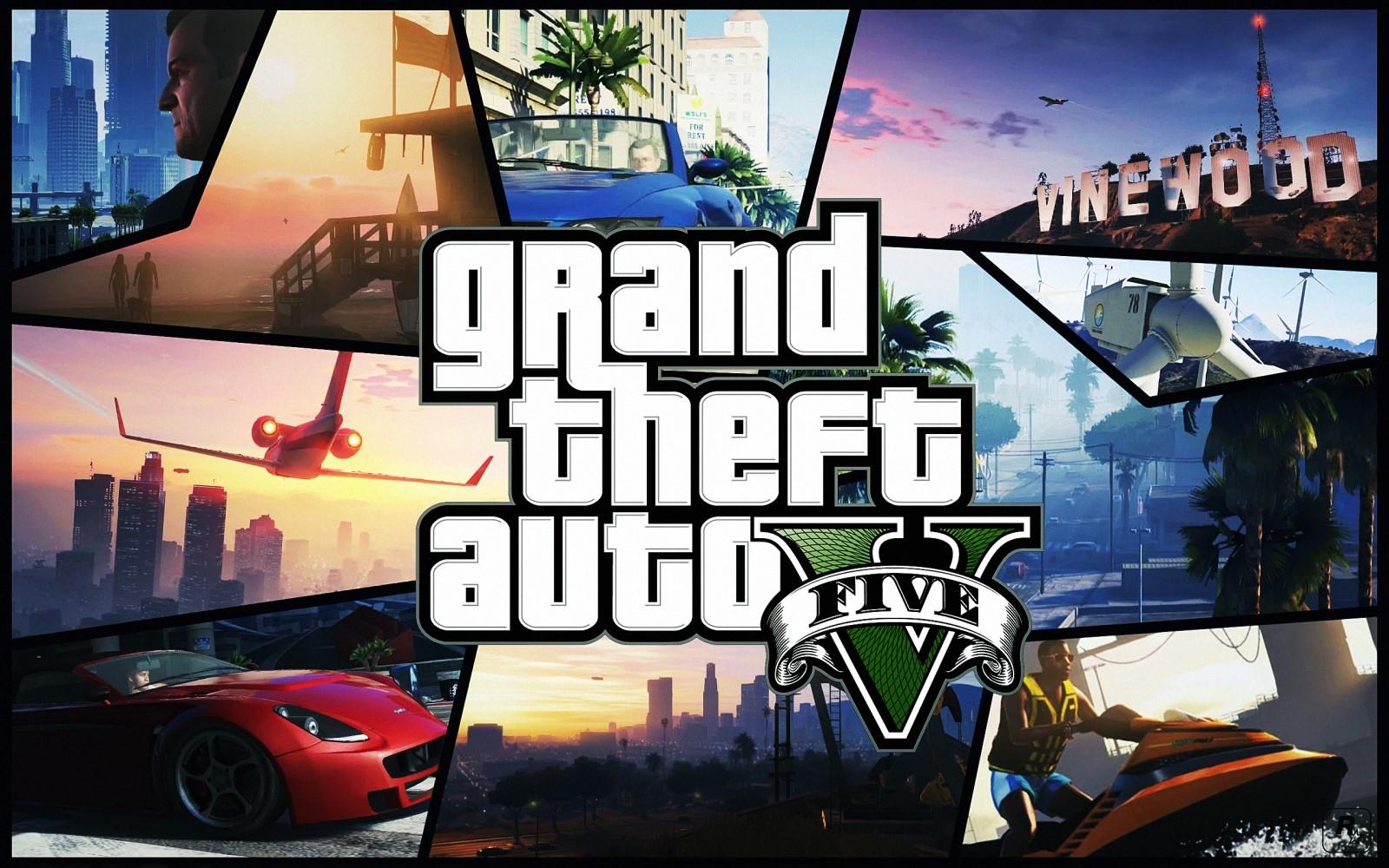 《GTA5》次世代版将于2022年3月推出