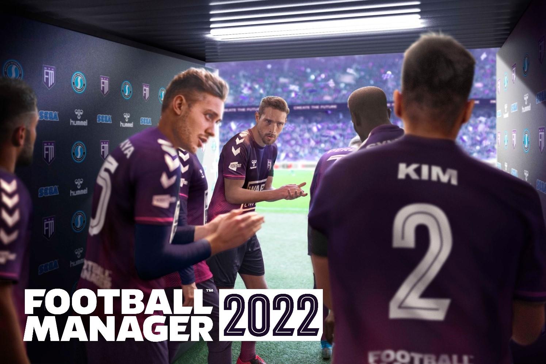 《足球经理2022》将于11月9日登陆PC和Xbox