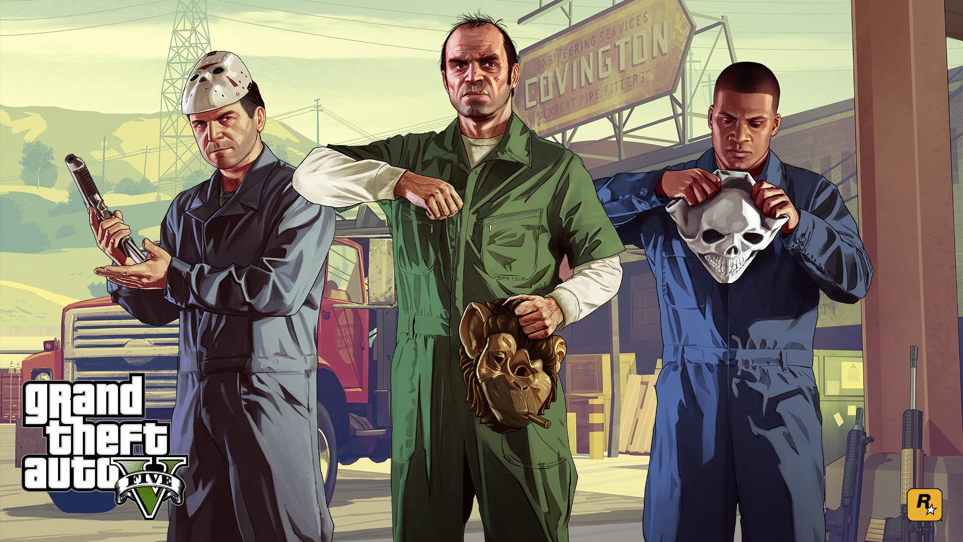 《GTA5》出货量破1.2亿 《荒野大镖客 救赎2》出货量破2900万