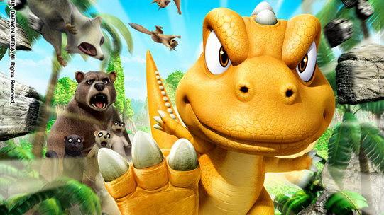 《小恐龙阿贡:狼吞虎咽大冒险》图集图片