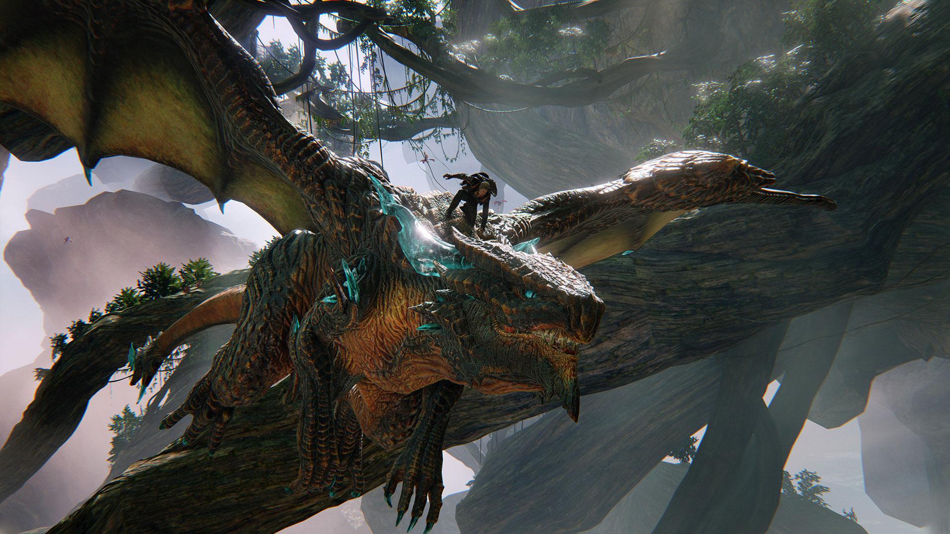 Xbox負責人確認《龍鱗化身》真的沒有重啟開發