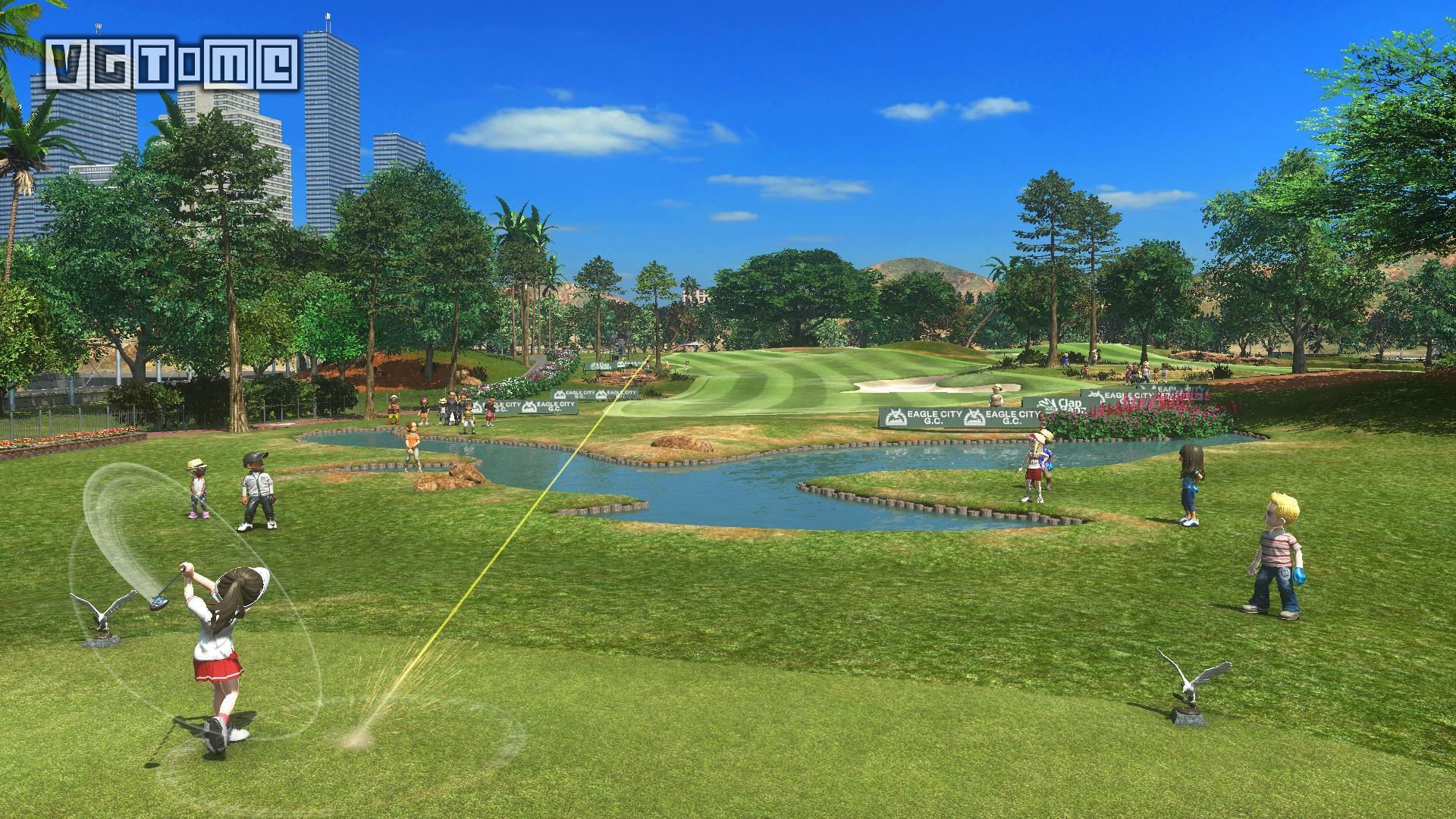 新大众高尔夫