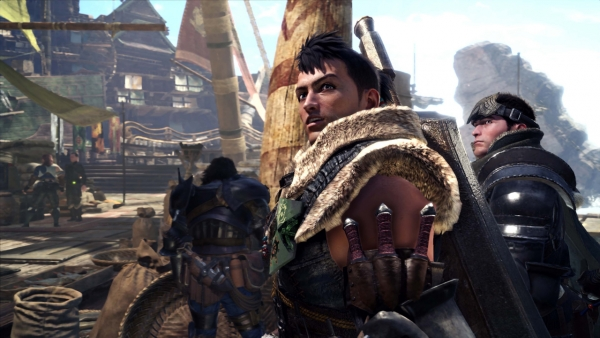 Monster hunter 'world, why not use Capcom's latest engine?
