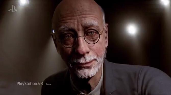 PS VR《病人》《B小队》延期至2018年
