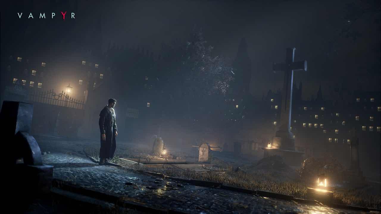 《吸血鬼》 没有DLC计划,评价够好就考虑出续作