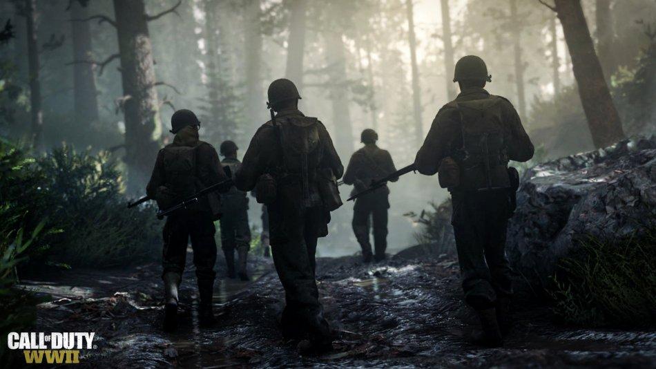 英国游戏周销量:《使命召唤:二战》成功卫冕