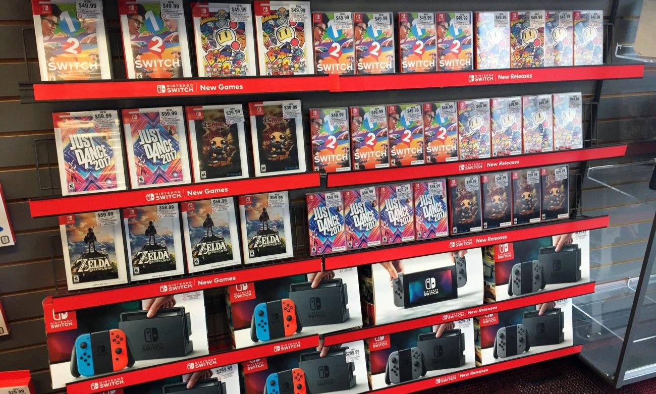 欧洲零售商偷跑问题严重 任天堂延迟了供货时间