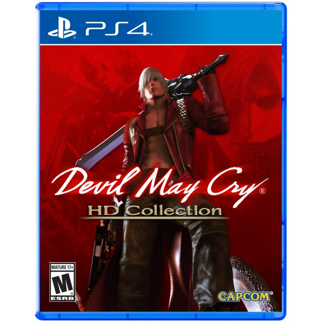The PC edition of the devil may cry Hd collection
