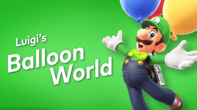 《超级马里奥 奥德赛》更新气球模式,一起来捉迷藏吧