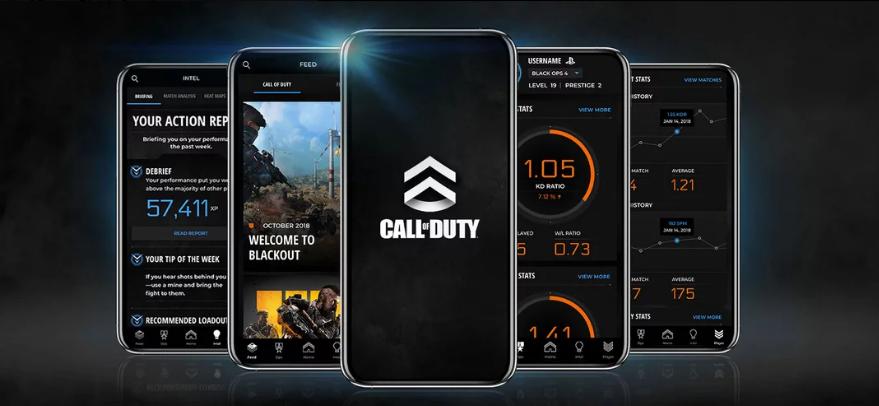 《使命召唤 黑色行动4》手机联动App正式上线