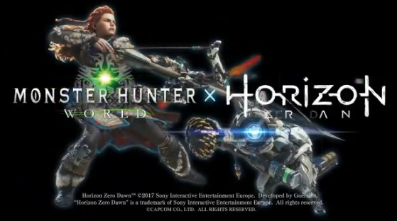 《怪物猎人 世界》x《零之曙光》第3弹联动任务开启