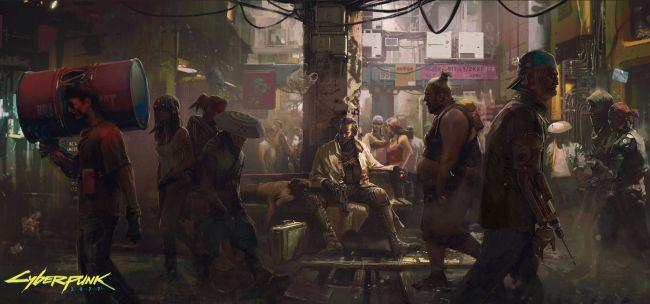 CDPR:《赛博朋克2077》不会强迫玩家改变游玩的习惯