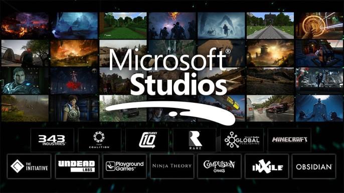 微软:第一方工作室只要有野心,预算不是问题