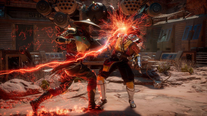 《致命格斗11》装备系统将不会影响平衡