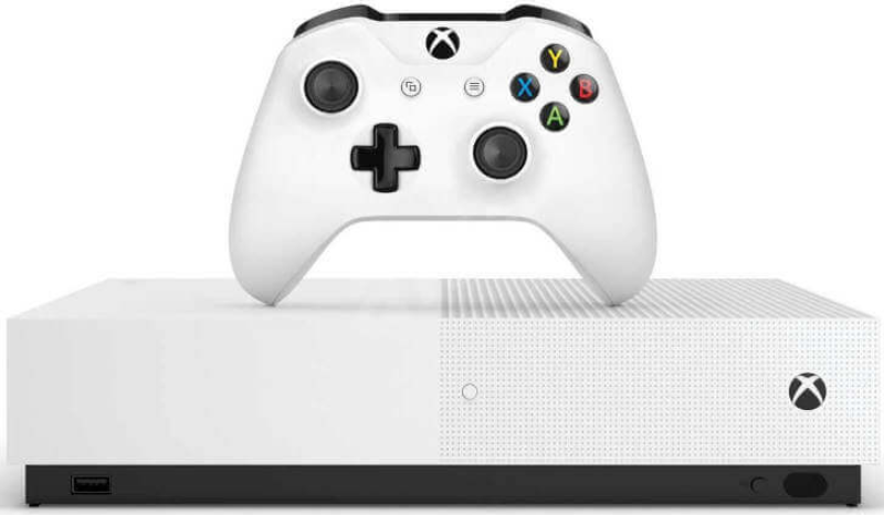Non-CD-ROM Xbox One S Information Leak: Priced at 229 Euros for sale in early May