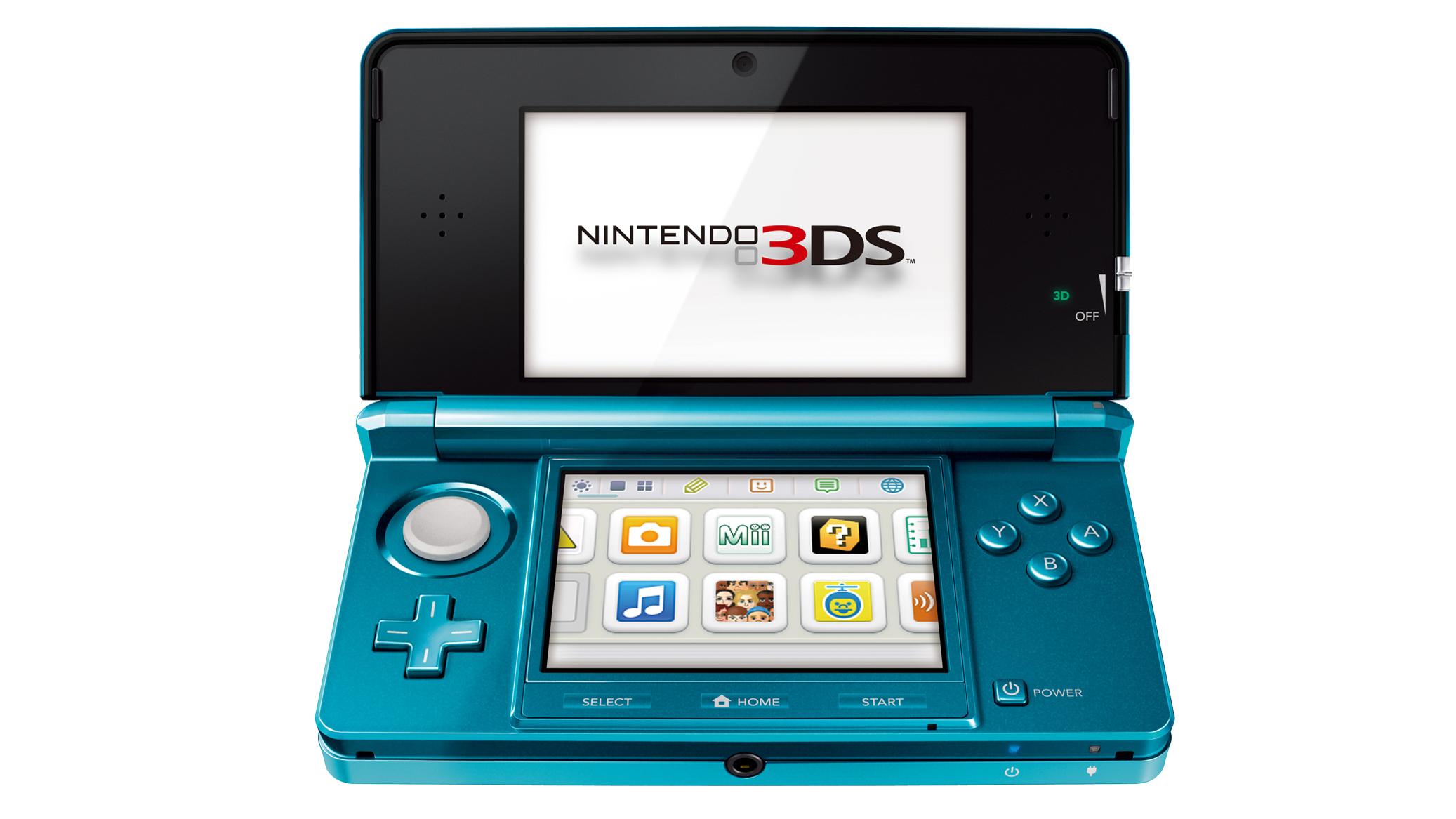 任天堂:我们没有第一方3DSbetway官网手机版的新消息可公布