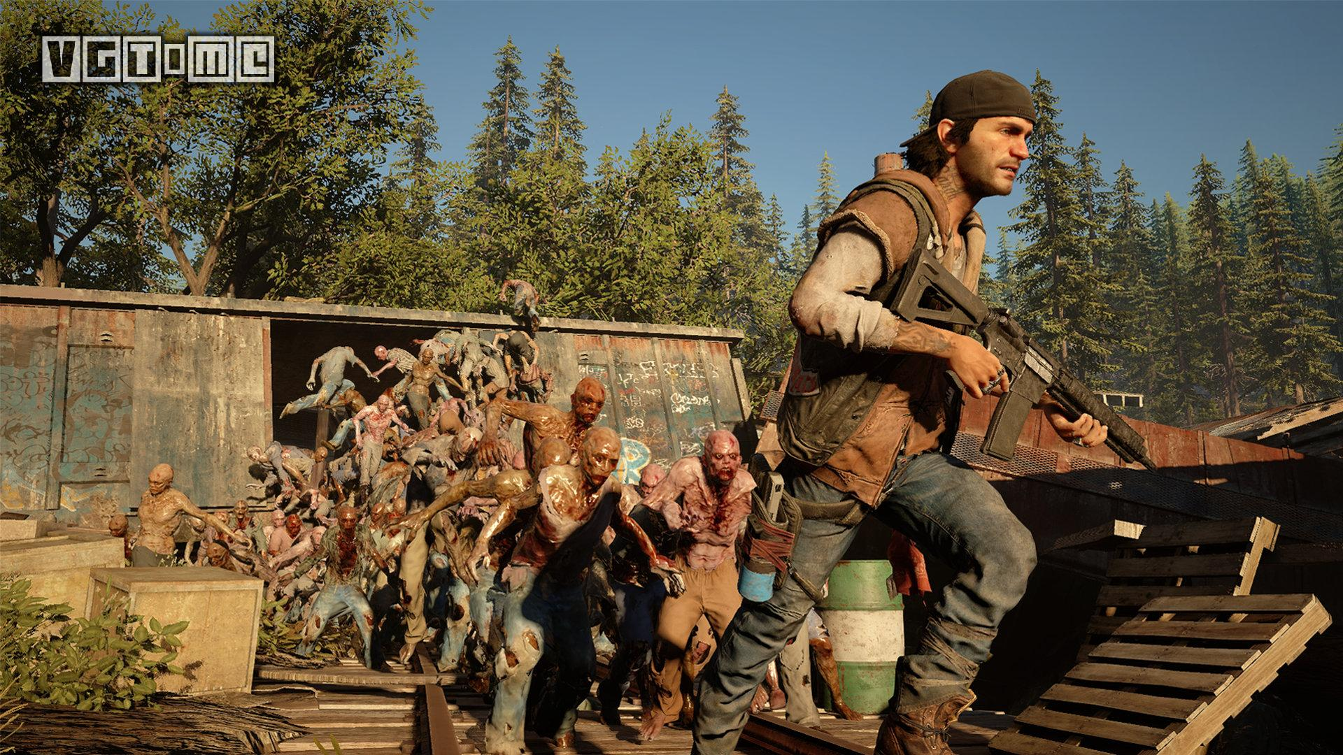 英国游戏周销量:《往日不再》继续领跑
