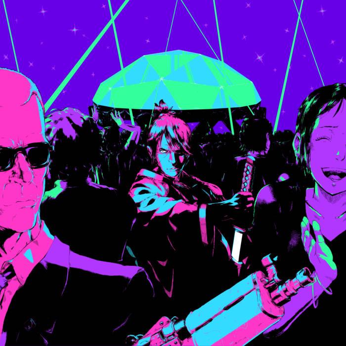《武士刀零》原声碟上架 感受暴力美学的旋律