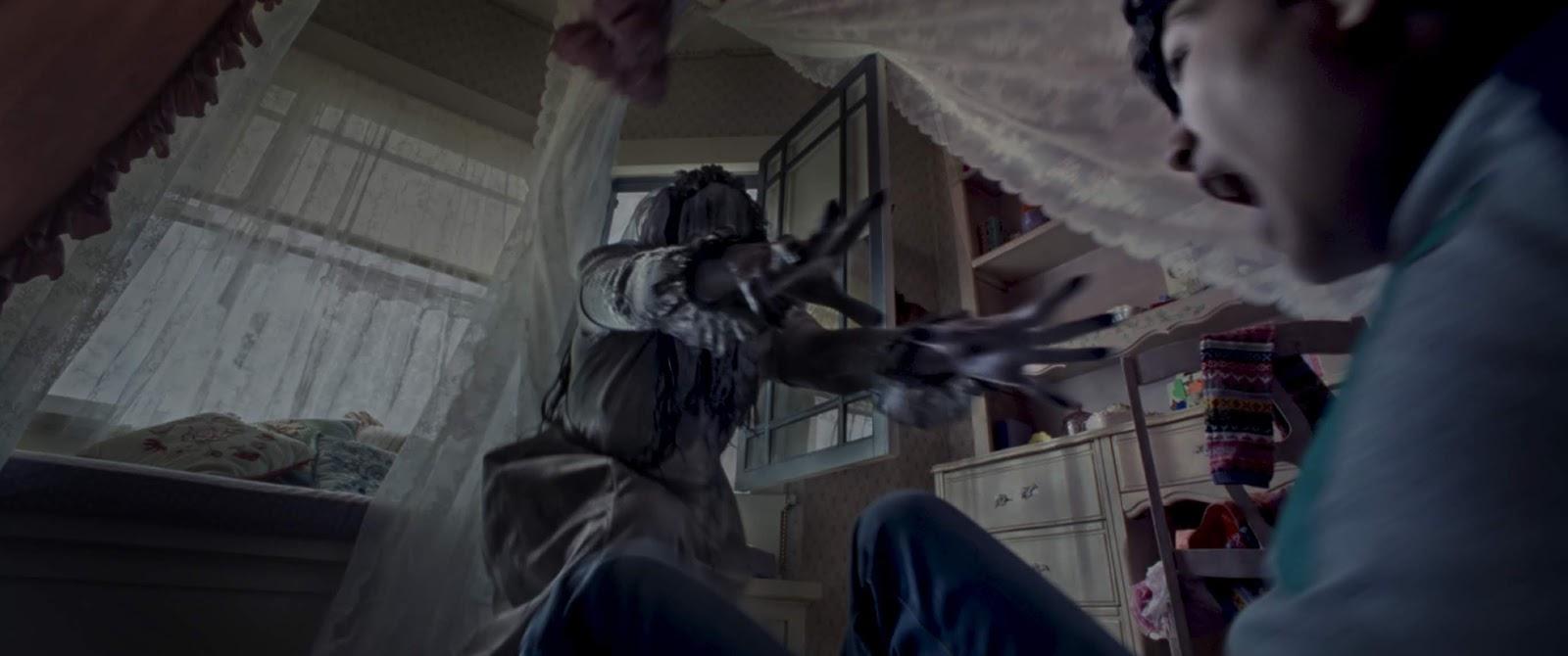 影厅错放恐怖片,来看皮卡丘的孩?#29992;?#37117;吓坏了