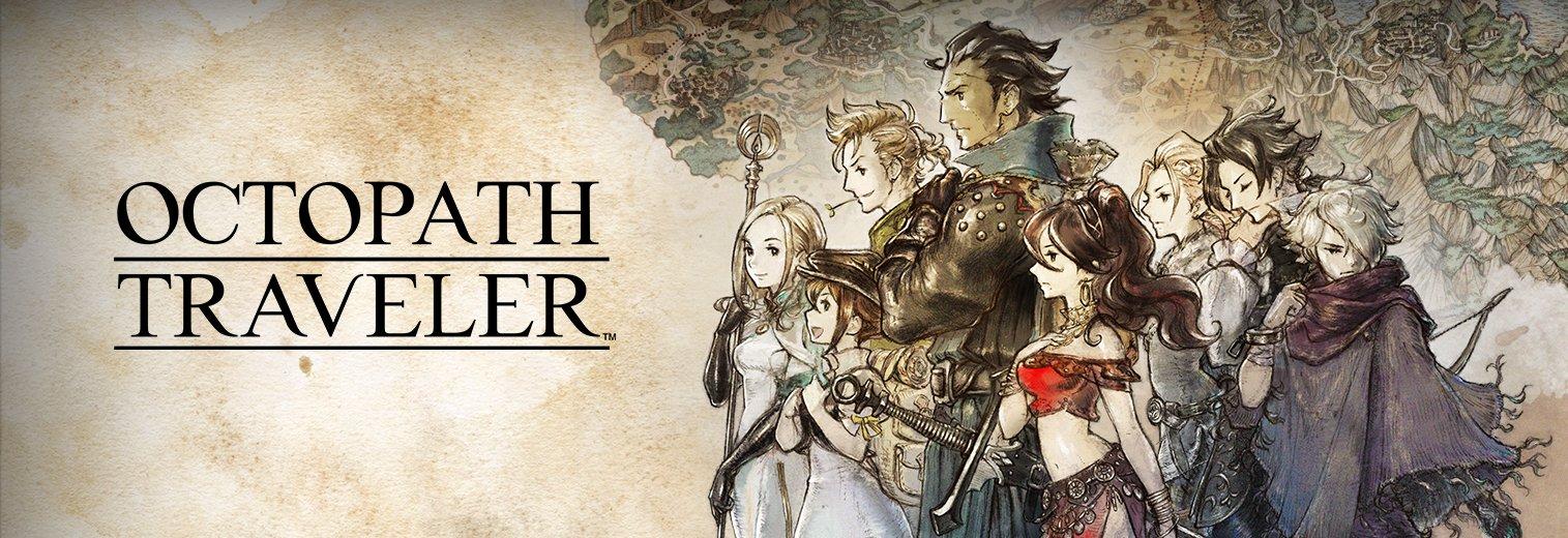 《八方旅人》Steam版预售开启 国区定价402元