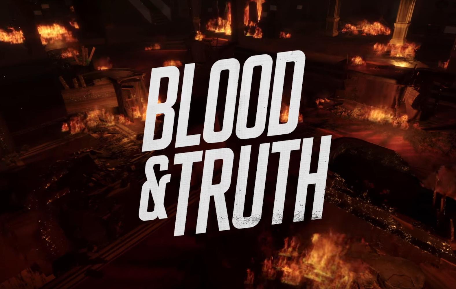英国周销量:PSVR新作《鲜血与真相》拔得头筹