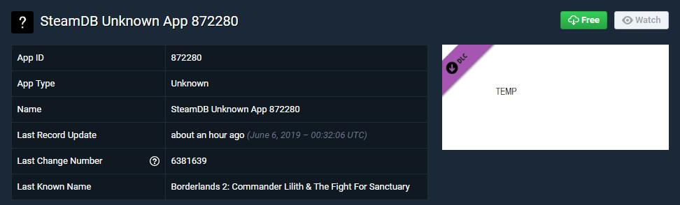 《无主之地2》将推出免费DLC作为3代的故事铺垫